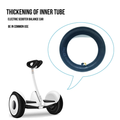 universal electric scooter balance car 10x2.125 10x2.50 butylated rubber thickening inner tube