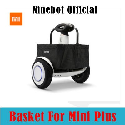 Ninebot Orignal Shopping bag for Xiaomi mimi plus scooter Ninebot nine mini plus bags for Xiaomi electric balance scooter plus