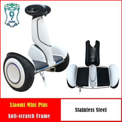 Anticollision Aluminium Alloy frame Bumper for Xiaomi Mini Plus Hoverboard Xiaomi Scooter accesaries and Xiaomi kickstand