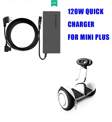 orignal Xiaomi mini plus 120w quick charger Ninebot mini plus battery charger