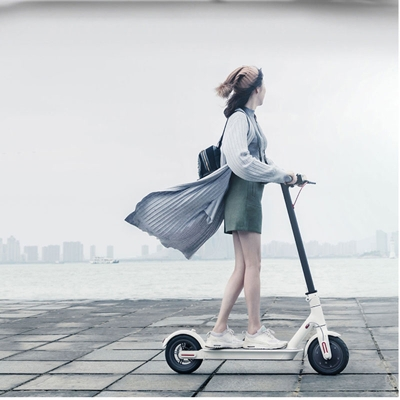 Xiaomi Mijia M365 APP Smart Electric Scooter foldable 30 km mileage no seat
