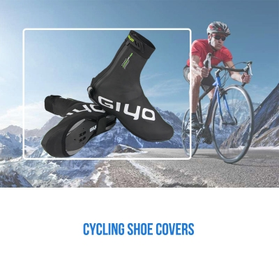 Dustproof bicycle Overshoes Mountain bike Shoecover Waterproof shoes for road bikes