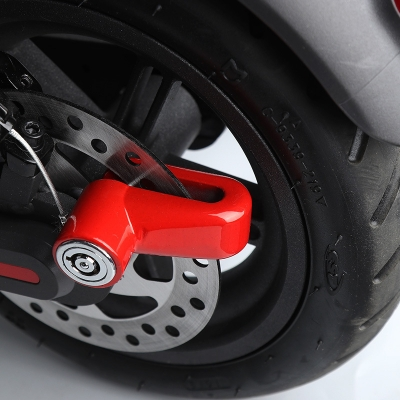 Xiaomi Mijia m365 Electric Scooter And Ninebot Scooter Disc Brake Lock