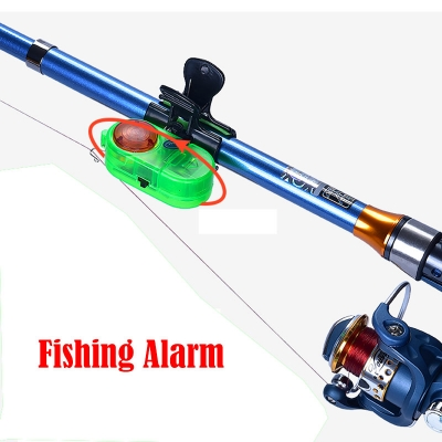 High sensitive alarm bell sea rod fishing rod waterproof electronic alarm bell