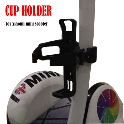 bottle cage cup holder beverage bottle bracket mineral water bottle rack water cup support for Xiaomin mini Xiaomi pro scooters