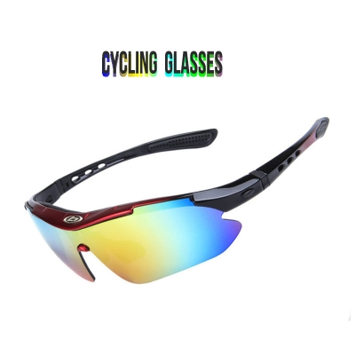 Sports equipment outdoor polarized fishing glasses men's night vision sports glasses cycling