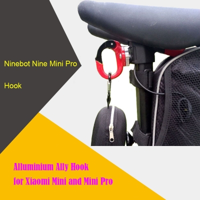 Aluminium hook for Xiaomi Mini and Mini Pro Hoverboard for hanging bags Xiaomi scooter accessaries