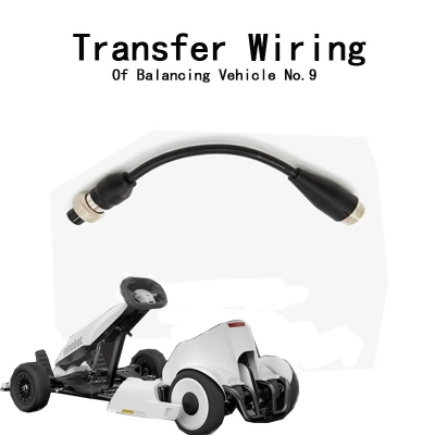 Original Authentic Product Equilibrium Car No.9 Refitted Transfer Wiring Equilibrium Car Parts
